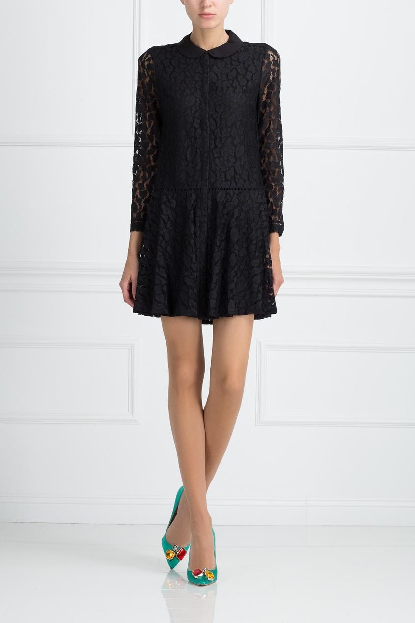 Кружевное платье от AIZEL
