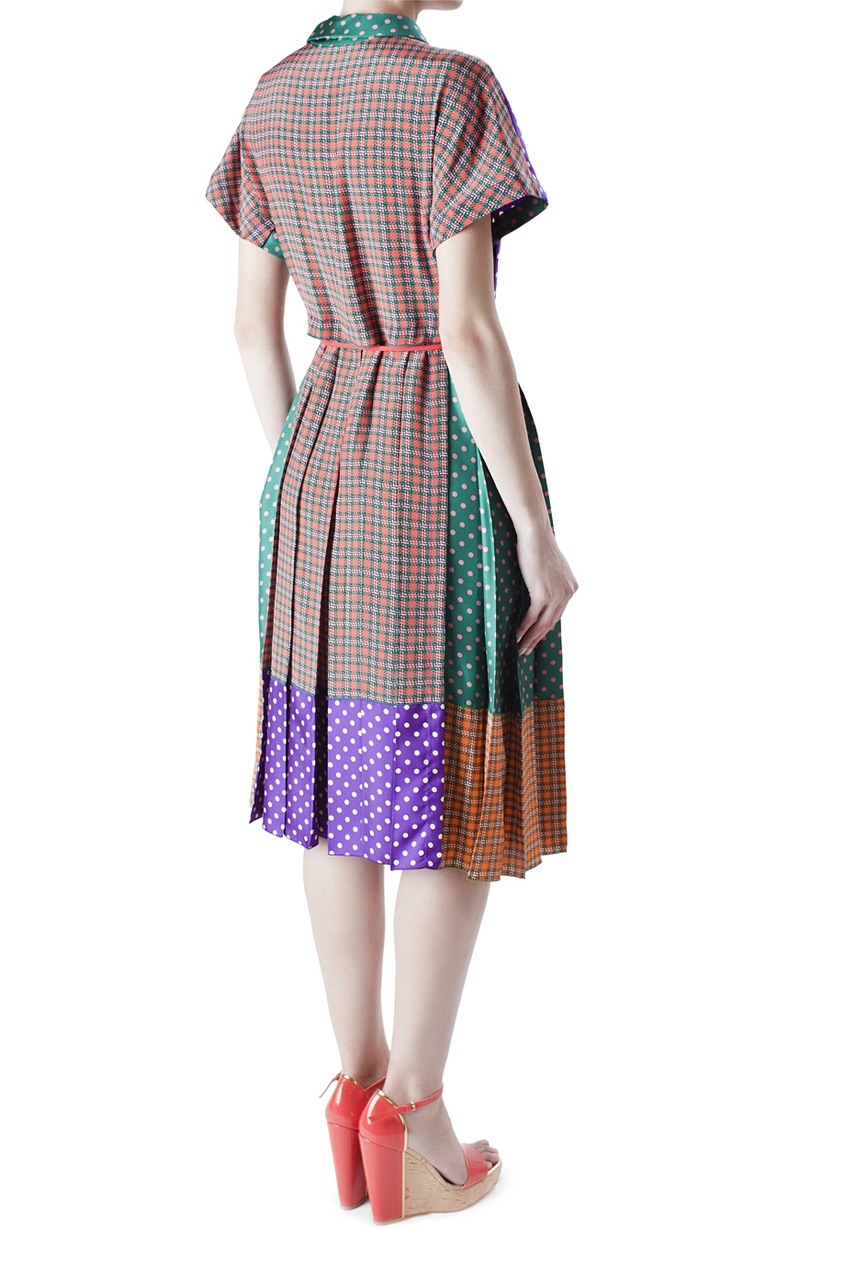Платье Ниже Колена Доставка